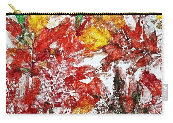 Tenderness Of Autumn Carry-all Pouch
