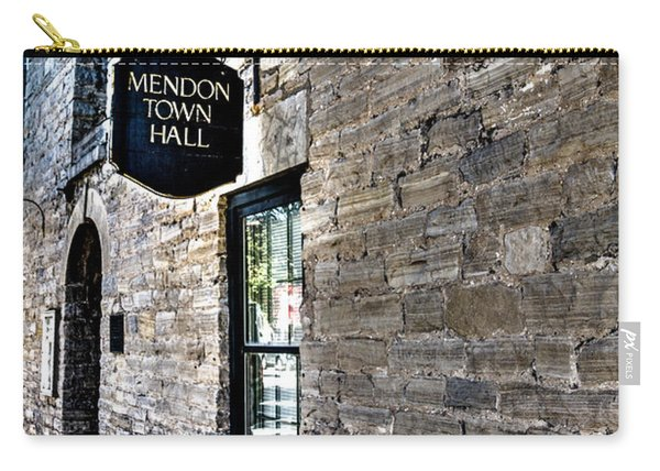 Mendon Town Hall Carry-all Pouch