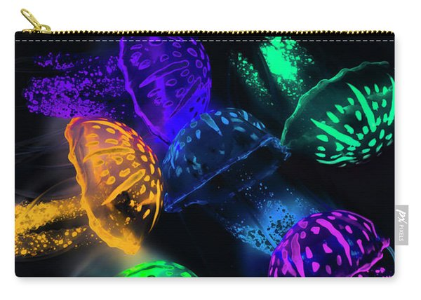 Tentacle Dance  Carry-all Pouch