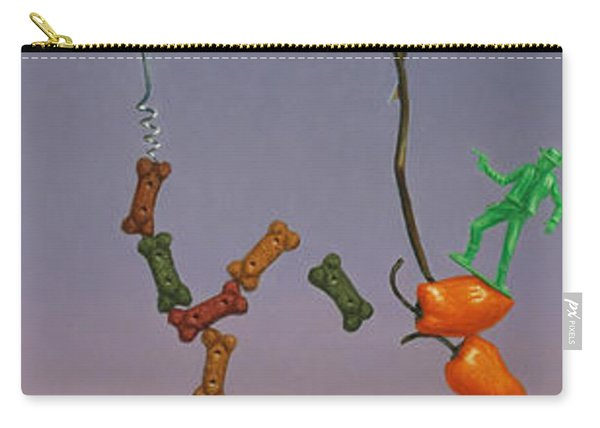 Tenuous Still-life 3 Carry-all Pouch