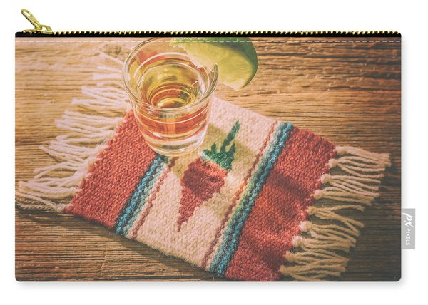 Tequila For Cinco De Mayo Carry-all Pouch