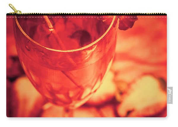Tequila Sunrise Cocktail Carry-all Pouch