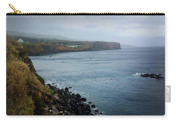 Terceira Coastline Carry-all Pouch