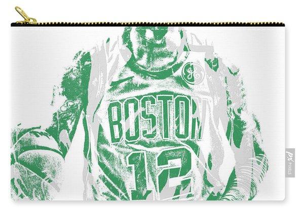 Terry Rozier Boston Celtics Pixel Art 11 Carry-all Pouch