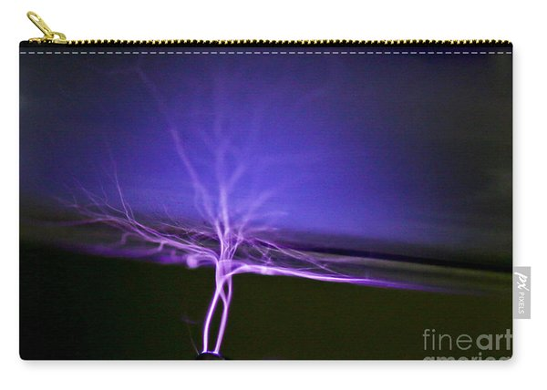Tesla Coil Carry-all Pouch