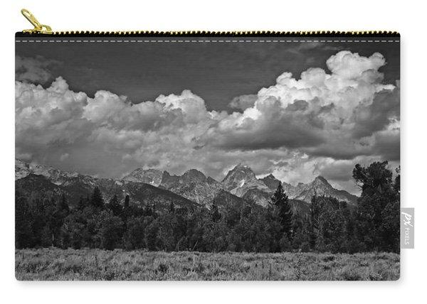 Teton Mountain Range Carry-all Pouch