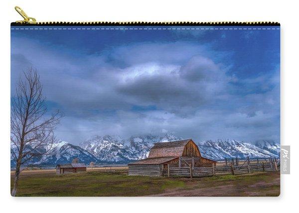Teton National Park Mormon Row Carry-all Pouch