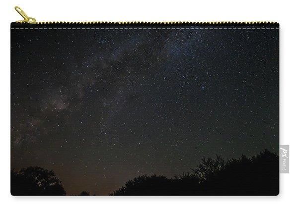 Texas At Night Carry-all Pouch
