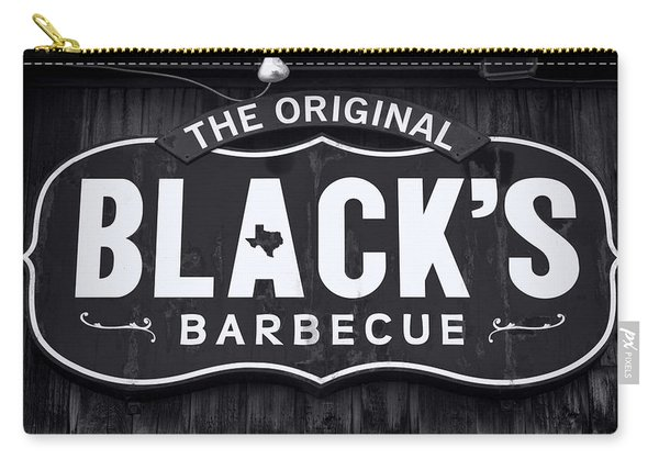 Texas Bbq Royalty Carry-all Pouch