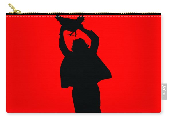 Texas Chicken Massacre Carry-all Pouch