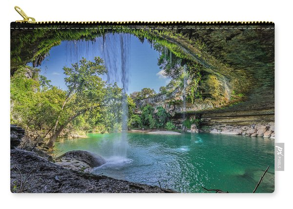 Texas Paradise Carry-all Pouch