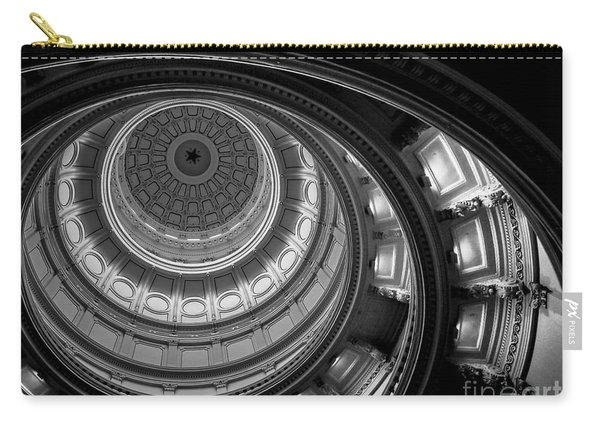 Texas State Capital Dome Austin  Carry-all Pouch