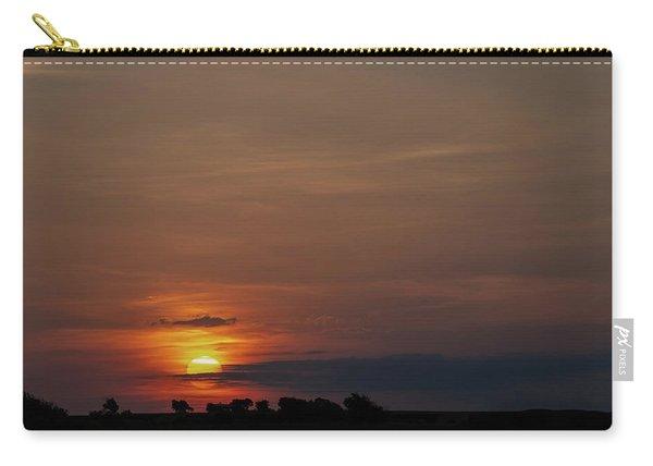 Texas Sunrise Carry-all Pouch