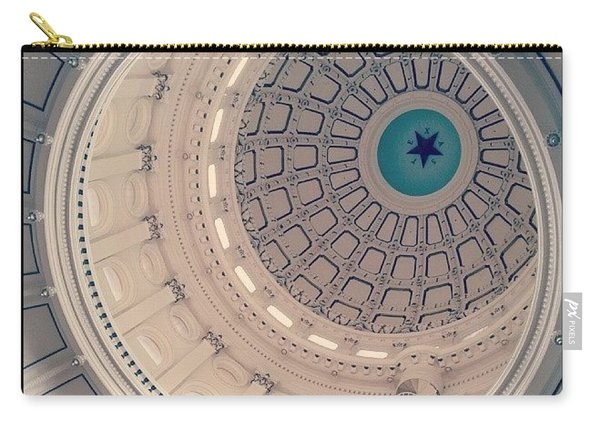 #texascapital Carry-all Pouch