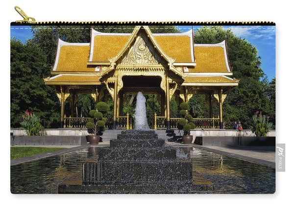 Thai Pavilion - Madison - Wisconsin Carry-all Pouch