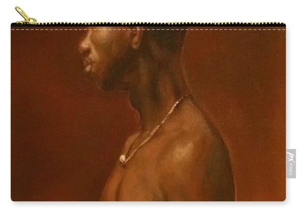 Vincent After Jacob Collins Carry-all Pouch