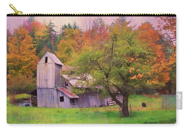 That Old Gray Barn Carry-all Pouch