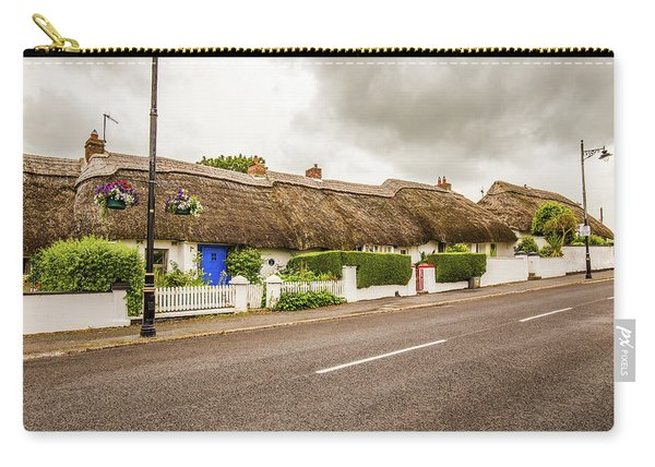 Thatched Cottages Carry-all Pouch