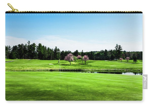 The 18th At Townsend Ridge Carry-all Pouch