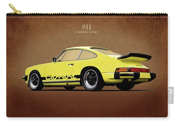 The 911 Carrera Sport Carry-all Pouch
