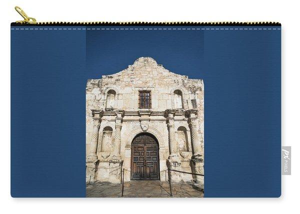 The Alamo Entrance San Antonio Texas Carry-all Pouch