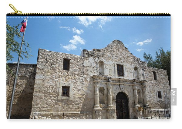 The Alamo Texas Carry-all Pouch