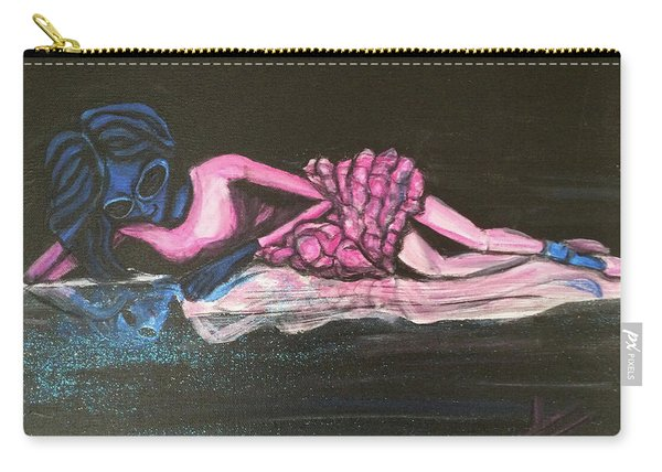 The Alien Ballerina Carry-all Pouch