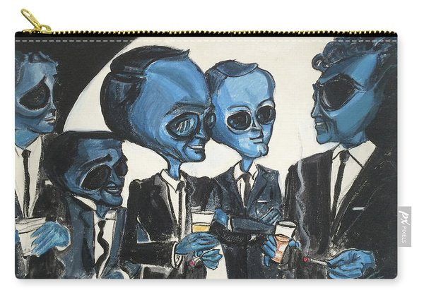 The Alien Rat Pack Carry-all Pouch