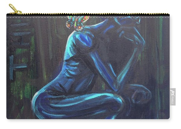 The Alien Thinker Carry-all Pouch