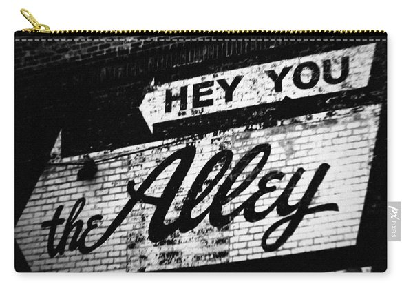 The Alley Chicago Carry-all Pouch