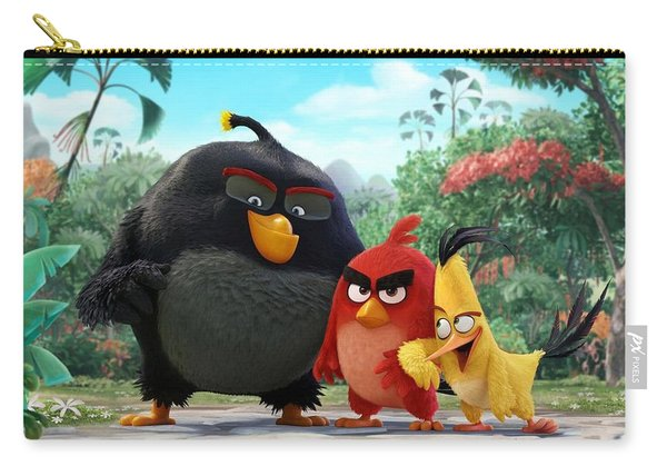 The Angry Birds Movie Carry-all Pouch