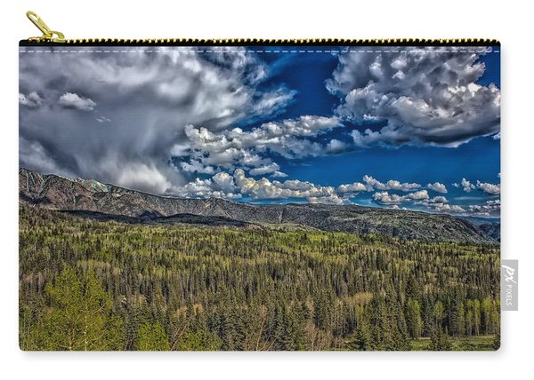 The Animas River Valley Carry-all Pouch