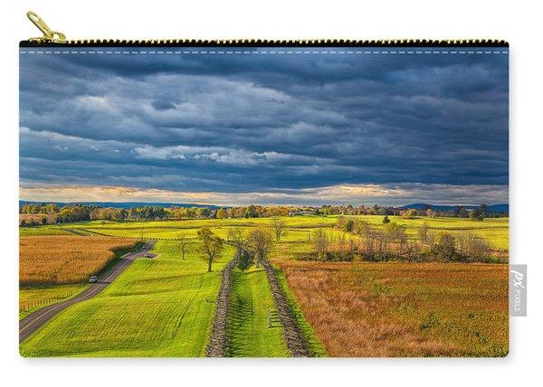 The Antietam Battlefield Carry-all Pouch