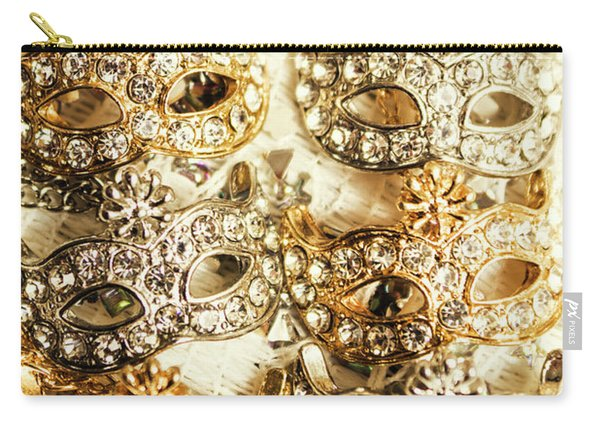 The Antique Jewellery Store Carry-all Pouch