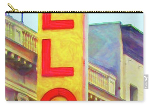 The Apollo Theater In Harlem Neighborhood Of Manhattan New York City 20180501 Carry-all Pouch
