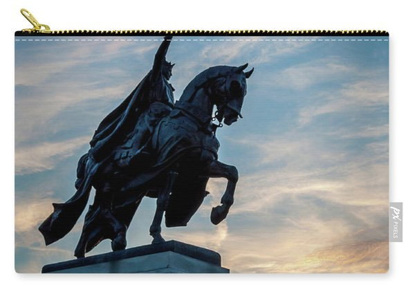 The Apotheosis Of St. Louis Carry-all Pouch