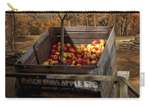 The Apple Bin Carry-all Pouch