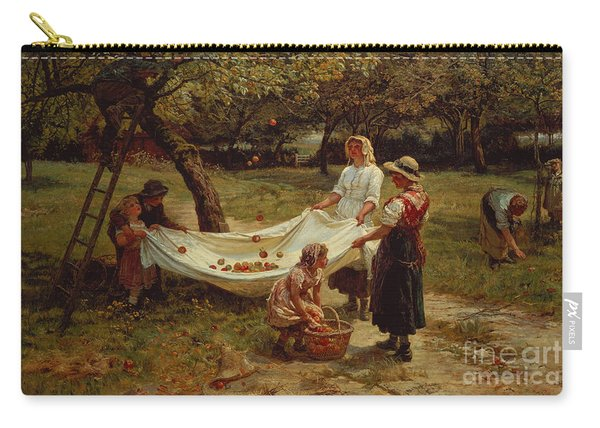 The Apple Gatherers Carry-all Pouch