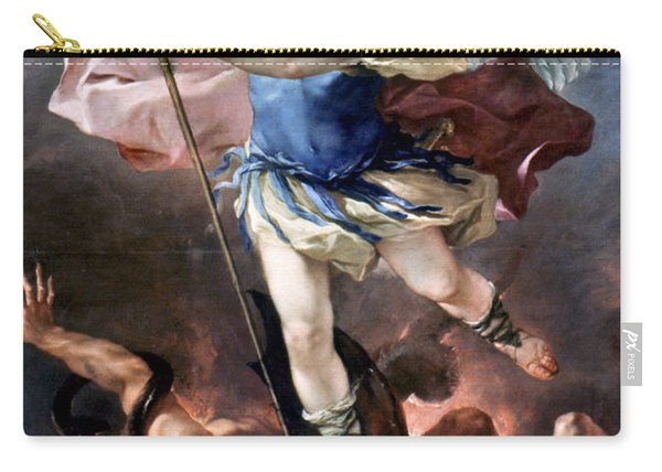 The Archangel Michael Carry-all Pouch