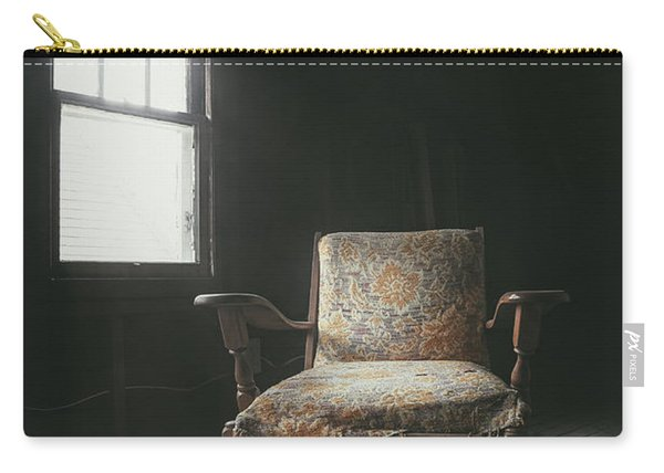 The Armchair In The Attic Carry-all Pouch