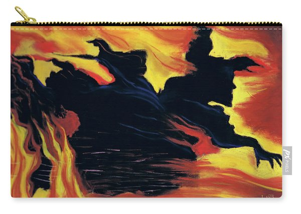 The Arrival Of The Wicked Carry-all Pouch