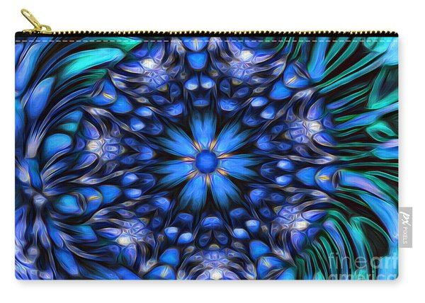 The Art Of Feeling Centered Carry-all Pouch