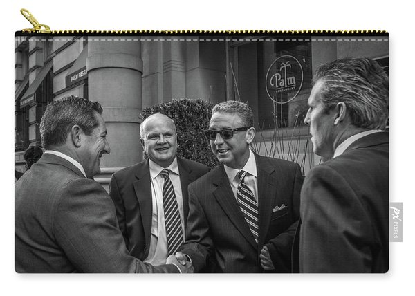 The Art Of The Deal Carry-all Pouch