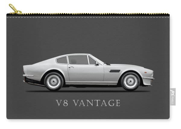 The Aston V8 Vantage Carry-all Pouch