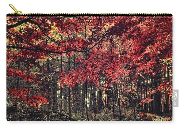 The Autumn Colors Carry-all Pouch