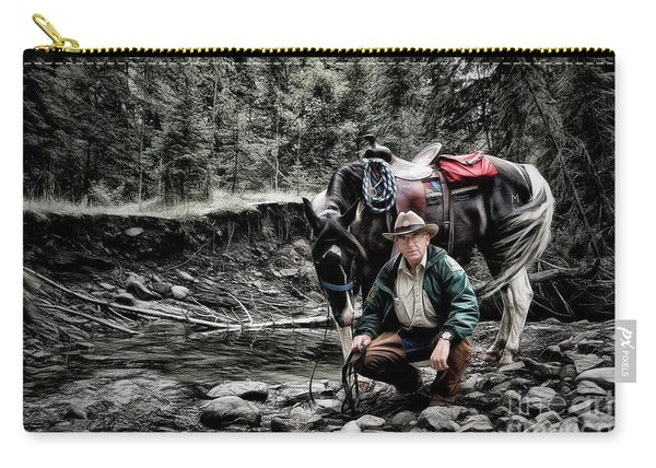 The Back Country Guardian Carry-all Pouch