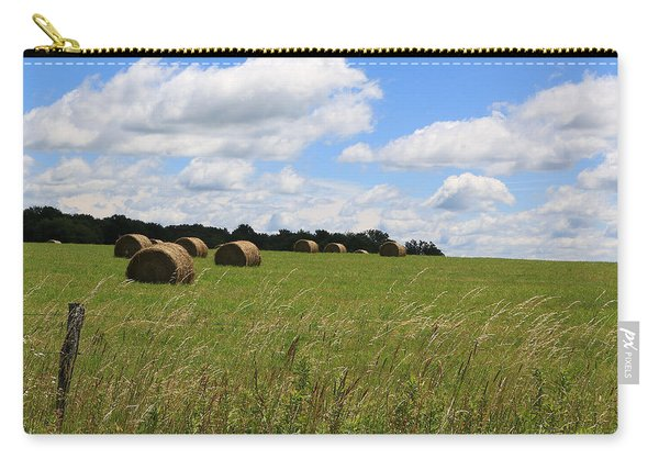 The Bales Of Summer 2 Carry-all Pouch