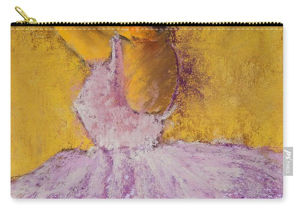 The Ballet Dancer Carry-all Pouch