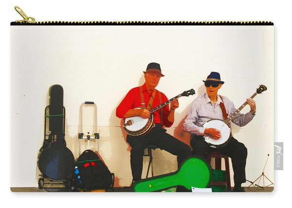 The Banjo Dudes Carry-all Pouch