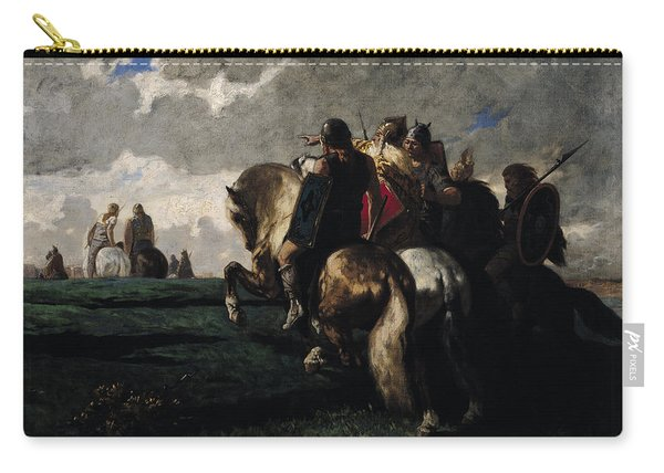 The Barbarians Before Rome Carry-all Pouch